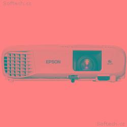 EPSON 3LCD, 3chip projektor EB-W49 3800 ANSI, 1600