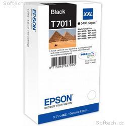 EPSON cartridge T7011 black (WorkForce)