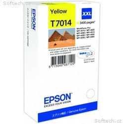 EPSON cartridge T7014 yellow (WorkForce)