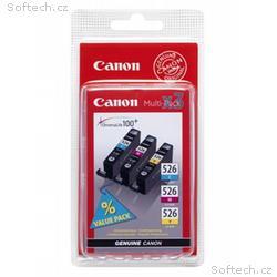 Canon cartridge CLI-526 C, M, Y MultiPack (CLI526C