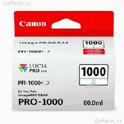 Canon cartridge PFI-1000 MBK Matte Black Ink Tank