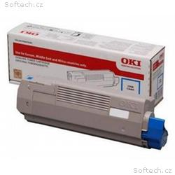 OKI Cyan toner do C833, 843-10K