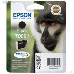 EPSON cartridge T0891 black (opice)
