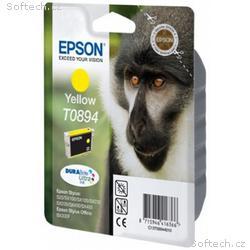 EPSON cartridge T0894 yellow (opice)