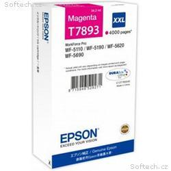 EPSON cartridge T7893 magenta (WorkForce5)