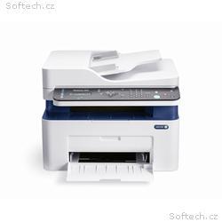 Xerox WorkCentre 3025Ni, ČB A4, 20PPM, GDI, USB, F