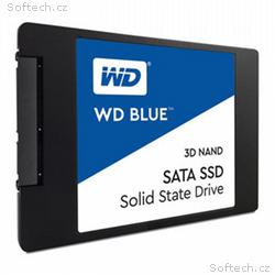 WD BLUE SSD WDS200T2B0A 2TB SATA, 600, (R:560, W:5
