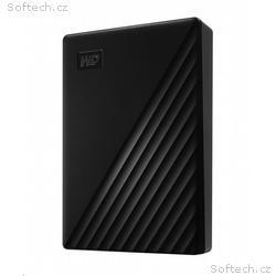 "WD My Passport portable 4TB Ext. 2.5"" USB3.0 Black"