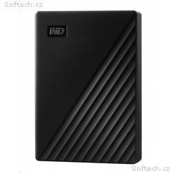 "WD My Passport portable 5TB Ext. 2.5"" USB3.0 Black"