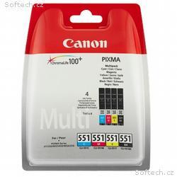 Canon cartridge CLI-551 C, M, Y, BK Multi Pack
