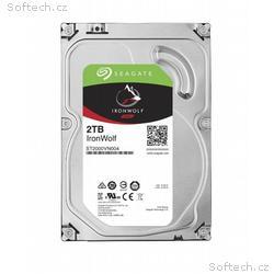 "Seagate IronWolf, NAS HDD, 2TB, 3.5"", SATAIII, 64M"