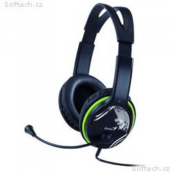 Genius headset - HS-400A, 113 dB, 40 mm reprodukto