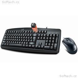 GENIUS Smart KM-200 set klávesnice a myši, drátový