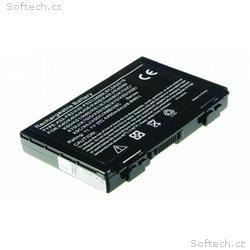 2-Power baterie pro ASUS F52, K40serie, K50serie,