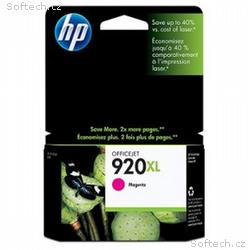 HP CD973AE Ink Cart No.920XL pro OJ Pro 6500, 6ml,