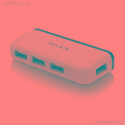Belkin USB 2.0 Hub 4-port Travel