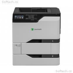 Lexmark CS720dte color laser 38, 38ppm, síť, duple
