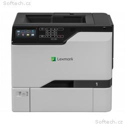 Lexmark CS725de color laser 47, 47ppm, síť, duplex