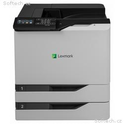 Lexmark CS820dte color laser 57, 57ppm, síť, duple