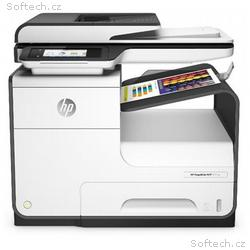 HP PageWide MFP 377dw Printer (A4, 30 ppm. USB 2.0