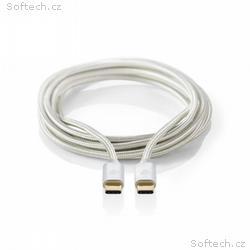 Nedis CCTB60700AL20 - USB 2.0 kabel   Typ-C Zástrč