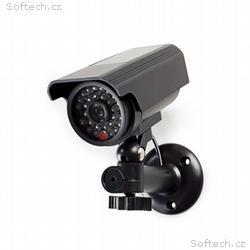 Nedis DUMCBS10BK - Atrapa Bezpečnostní Kamery   Vá