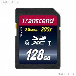 Transcend 128GB SDXC (Class 10) UHS-I 200x (Premiu