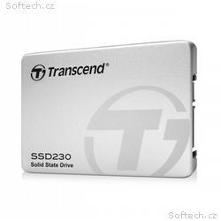 """TRANSCEND SSD230S 128GB SSD disk 2.5"""" SATA III, 3D"""