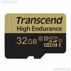 Transcend 32GB microSDHC (Class 10) High Endurance