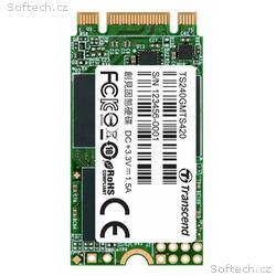 TRANSCEND MTS420S 240GB SSD disk M.2 2242, SATA II