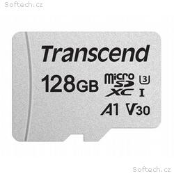 Transcend 128GB microSDXC 300S UHS-I U3 V30 A1 (Cl