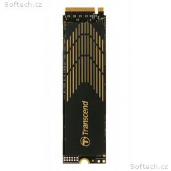 TRANSCEND MTE240S 500GB SSD disk M.2 2280 with Hea