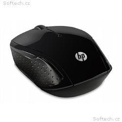 HP myš 200 bezdrátová černá