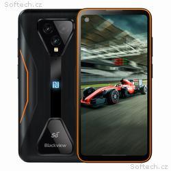 iGET Blackview GBL5000 Orange - Odolný telefon, 6,