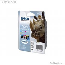 Epson T1006 Multipack - 3-balení - 33.3 ml - žlutá