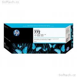 HP 772 - 300 ml - světle šedá - originál - DesignJ