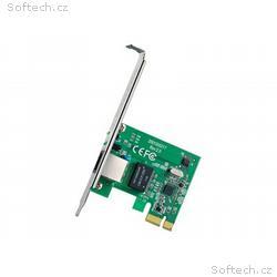 TP-LINK, 32-bit Gigabit PCIe Network Adapter, Real