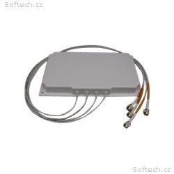 2.4 GHz 6 dBi, 5 GHz 6 dBi Directional Ant., 4-por