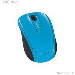 MS Wireless Mobile Mouse 3500, Mac, Win USB EMEA E