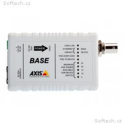 Axis T8640 POE+ Over Coax Adapters