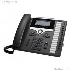 Cisco IP Phone 7861 - Telefon VoIP - SIP, SRTP - 1