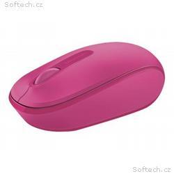 Wireless Mbl Mse1850Win7, 8 MagentaPink, Wireless