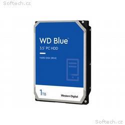 WD Blue WD10EZRZ - Pevný disk - 1 TB - interní - 3