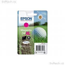 Epson, Ink, 34XL Golf Ball 10.8ml MG SEC