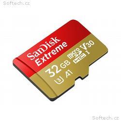 Extreme microSDHC 32GB+SD Ad Sports Cam