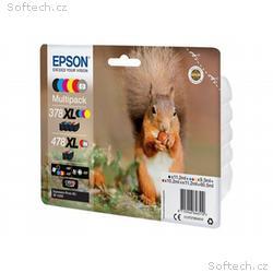 Epson 478XL Multipack - 6-balení - 60.5 ml - Vysok