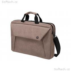DICOTA, Slim Case Plus EDGE 14-15.6 sandstone