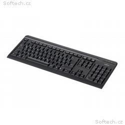 Fujistu KB410 CZ, SK, KB410 USB Black CZ, SK