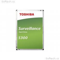 TOSHIBA, Surveillance HDD S300 6TB 3.5 SATA Bulk