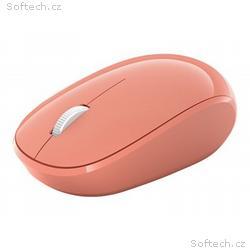 Microsoft Bluetooth Mouse, Peach